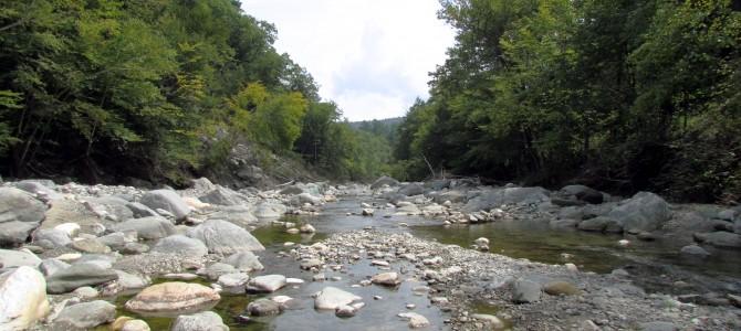 Cold River – Mohawk Trail Massachusetts